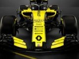 Renault light up F1 2018 field