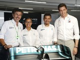 Petronas opens global search for trackside Formula 1 fuel engineer