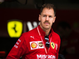 Vettel doesn't care about being remembered