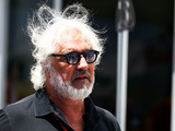 Former F1 team boss Briatore hospitalised with COVID-19