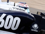 Both Williams cars eliminated in close fought Q1