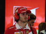 Giovinazzi trusts Ferrari to secure his F1 future