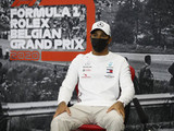 Hamilton not planning Spa protest
