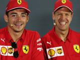 Charles Leclerc: I won't crash with Ferrari team-mate Sebastian Vettel again