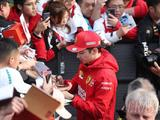 Leclerc not thinking about Ferrari stardom