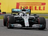 Japanese GP: Bottas leads Mercedes one-two in first practice