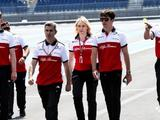 Charles Leclerc: Too soon for Sauber to always target points