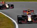 Red Bull splits aero setups between cars in Suzuka