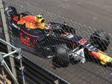Ricciardo Fastest in Monaco Final Practice As Verstappen Crashes Before Qualifying