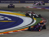 Singapore GP: Race team notes - Toro Rosso