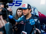 Sainz: Baku restarts on the dangerous side