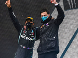 Hamilton's destiny in his own hands - Mercedes boss Wolff
