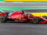 "Vettel: ""Staying out was not an option"""