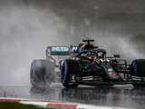 Mercedes conducting review into Turkey tyre temperature failure