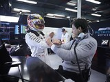 Lewis Hamilton and Mercedes F1 team cleared the air with winter chat