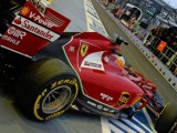 Ferrari paying tribute to Botin in Singapore