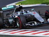 Rosberg continues to set Budapest pace