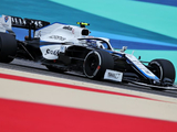 Williams break Bahrain curfew to fix Latifi fuel system problem