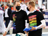 """Vettel warns """"time is ticking"""" for LGBTQ+ naysayers"""