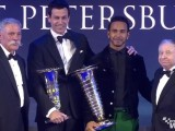 Lewis Hamilton, Mercedes crowned at FIA Prize Giving ceremony