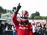 Leclerc lays down marker with Spa triumph