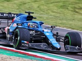 Alpine tech issue curtailed wet-weather tyre test