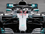 Hamilton continues to set Shanghai pace
