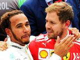 Sebastian Vettel 'overrated' and Lewis Hamilton 'not on Michael Schumacher's level' claims Eddie Irvine