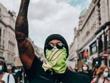 Lewis Hamilton 'positive change will come' after attending Black Lives Matter protest in London