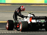 Heads won't roll at Haas after pit stop blunders