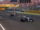 Hamilton vowed to 'never' let Bottas ahead after F1 Hungarian GP