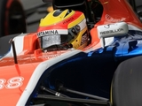 Manor duo eager for Formula 1 debut