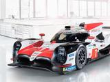 Toyota unveils new TS050 ahead of 2018/19 superseason