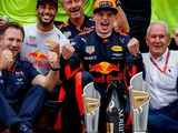 Christian Horner: Max Verstappen's dominant win had shades of Sebastian Vettel
