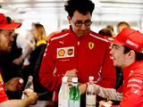 Ferrari admit friction between Vettel and Leclerc is inevitable