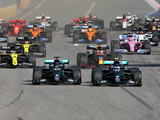 Bottas wins in Russia as Hamilton is hit with two penalties