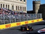 Max Verstappen backed off after team-mate Pierre Gasly's failure