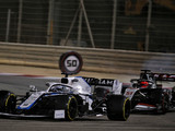 Both F1 debutants see the chequered flag