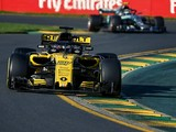 Renault Formula 1 drivers Sainz, Hulkenberg 'now in big boy league'