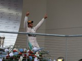 Hamilton crowned champion after COTA triumph