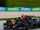 Red-hot Hamilton strikes in Styria; Ferrari duo crash out
