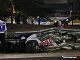 In photos: Grosjean escapes horrific Bahrain GP crash