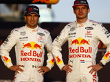 """Verstappen and Perez dynamic """"up there"""" with Red Bull's best - Horner"""