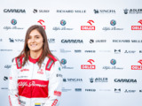 Tatiana Calderon Confirmed as Test Driver and Team Ambassador with Alfa Romeo