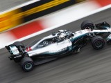Russian Grand Prix: Hamilton leads Mercedes one-two in practice
