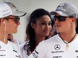 Rosberg feared 'God-like' Schumacher would turn Mercedes against him