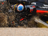 Alonso 'lucky' to survive crash