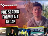 Video: Motorsport Week's Formula 1 winter recap
