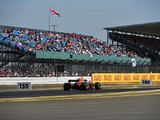 Verstappen: Silverstone horsepower deficit costing Red Bull a second