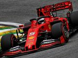 Sebastian Vettel heads Ferrari 1-2 in second Brazilian GP practice